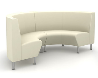 Our client in Sydney Brendon asked could we make a curved booth to fit his  home overlooking the Blue Mountains  something modern and commercial Booth   Banquette Seating Solutions. Restaurant Booth Seating For Sale Sydney. Home Design Ideas