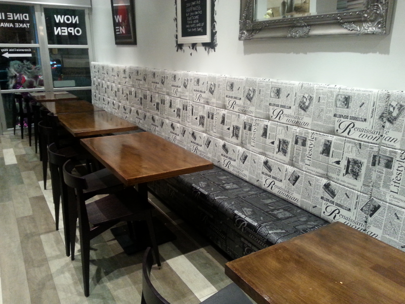 Booth & Banquette Seating Solutions on